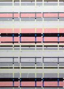 KMA 3, 2008, 160x115 cm, Acryl, Öl auf Holz