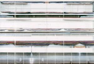 Mall, 2007, 160x230 cm, Acryl, Öl auf Holz