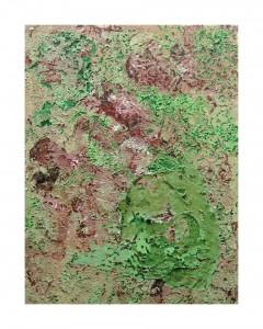 S 504, 2013, 76x58 cm, Acryl, Öl auf Holz