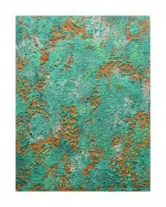 S 53, 2013, 76x58 cm, Acryl, Öl auf Holz