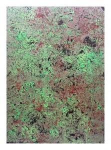 S 549, 2013, 160x115 cm, Acryl, Öl auf Holz