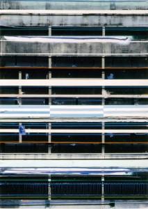 Schwarzes, 2007, 160x115 cm, Acryl, Öl auf Holz