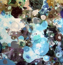 Externe 1, 2001, 230 x 320 cm
