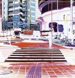 shinjuku,2006,160x115cm