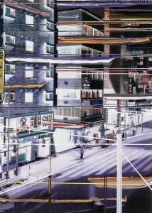 supermarket, 2006, 160x115 cm, Acryl, Öl auf Holz