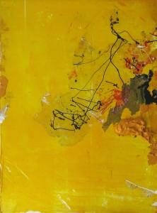 Nr. 1516, 80 x 60 cm, Acryl auf Holz, 2016