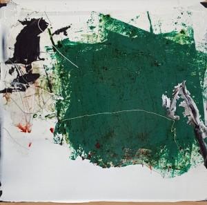 Nr. 516, 60 x 60 cm, Acryl auf Holz, 2016