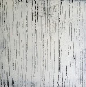 Nr. 1117, 180 x 180 cm, Acryl auf Leinwand, 2017