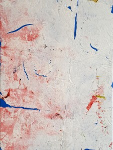 Nr. 118, 80 x 60 cm, Acryl auf Leinwand, 2018