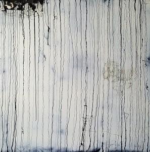 Nr. 1217, 180 x 180 cm, Acryl auf Leinwand, 2017