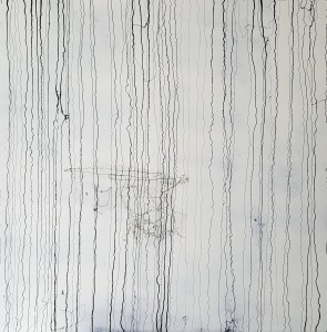 Nr. 1317, 180 x 180 cm, Acryl auf Leinwand, 2017