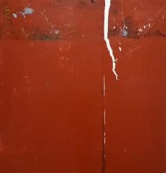 Nr. 3317, 80 x 60 cm, Acryl auf Leinwand, 2017
