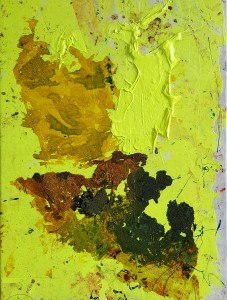 Nr. 418, 80 x 60 cm, Acryl auf Leinwand, 2018
