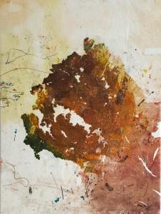 Nr. 518, 80 x 60 cm, Acryl auf Leinwand, 2018