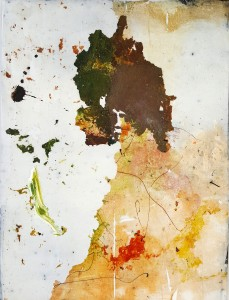 Nr. 818, 80 x 60 cm, Acryl auf Leinwand, 2018